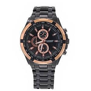 bb7274ae Добавить в корзину. Описание: Кварцевые мужские часы CURREN 8023 Gold Black